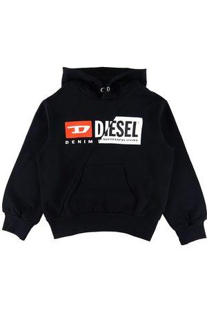 Diesel Hættetrøje - SGIRKHOODCUTYX - m. Logo