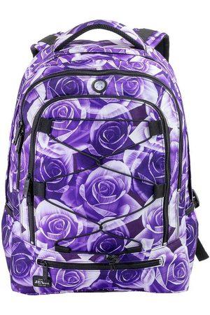 Jeva Skoletaske - Survivor - Purple Rose