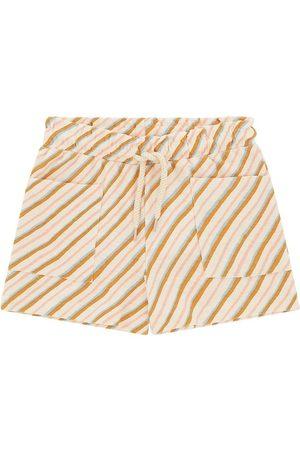 Soft Gallery Shorts - Heidi - Gardenia m. Karry