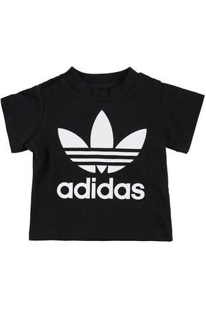 adidas Originals Kortærmede - T-shirt - Trefoil - m. Logo