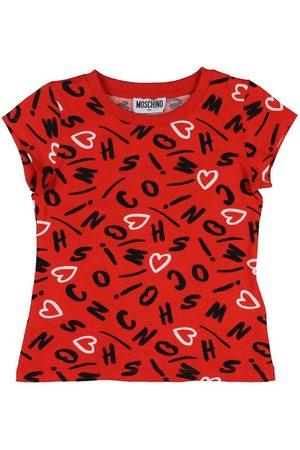 Moschino Kortærmede - T-shirt - m. Print