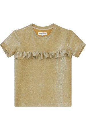 CHRISTINA ROHDE T-shirt - m. Glitter