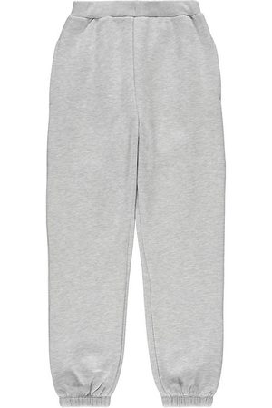 LMTD Sweatpants - NlmOpawl - Light Grey Melange
