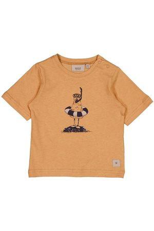 WHEAT T-shirt - Seagull - Taffy