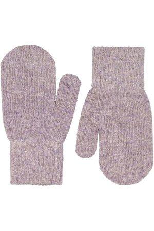 CeLaVi Handsker - Luffer - Uld/Nylon - Lavendel