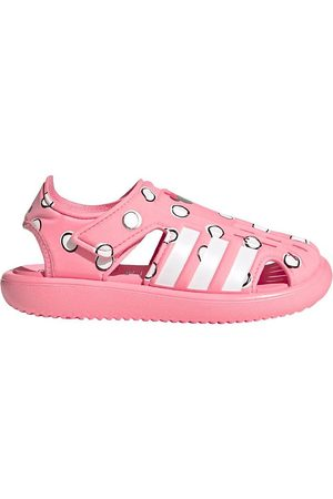 adidas Sandaler - Water C - Rosa m. Minnie Mouse