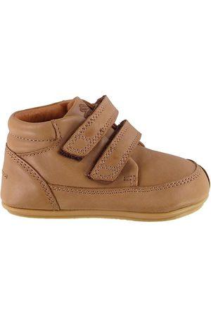 Bundgaard Lær-at-gå sko - Begyndersko - II Velcro - Caramel