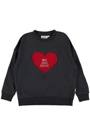 Molo Sweatshirt - Maxi - m. Hjerte