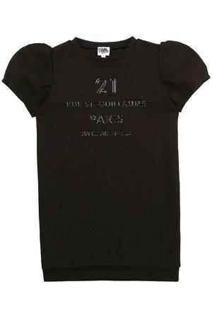 Karl Lagerfeld Karl Lagerfeld Kjole - Digit Aesthetic - m. Tekst