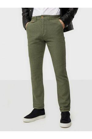 Solid Mænd Shorts - SDPovl Chino Shorts Ivy Green