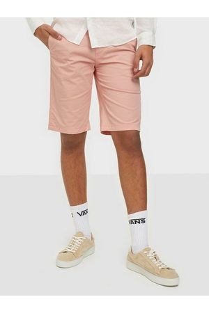 Solid Mænd Shorts - SDPovl Chino Shorts Coral
