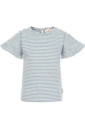 Creamie Kortærmede - T-shirt - Infinity/Hvidstribet