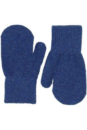 CeLaVi Handsker - Luffer - Uld/Nylon - Mørkeblå