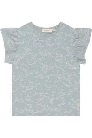 Soft Gallery T-shirt - Hilde - Abyss m.