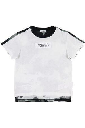 Dolce & Gabbana T-shirt - /Grå Camouflage