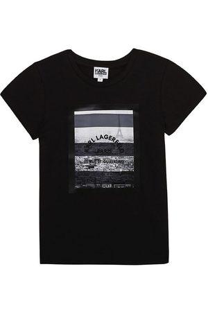 Karl Lagerfeld Karl Lagerfeld T-shirt - Digit Aesthetic - m. Print