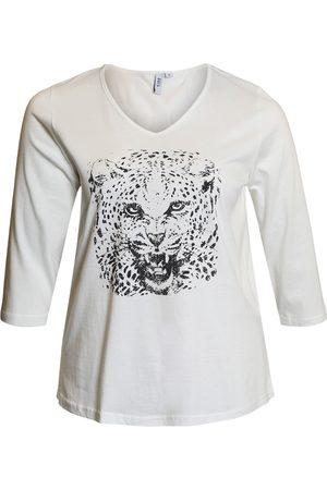 Ciso Kvinder Kortærmede - T-shirt - Off White - M