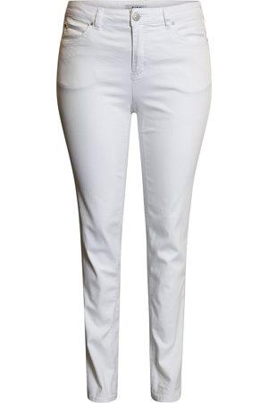 Ciso Kvinder Habitbukser - Bukser, regular fit - White - 42