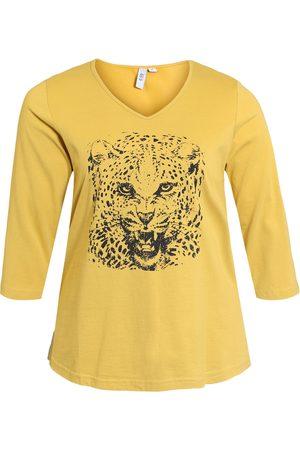Ciso Kvinder Kortærmede - T-shirt - Yellow - S