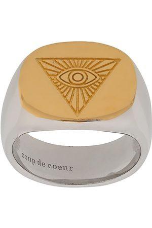 Coup De Coeur Ringe - All Seeing Eye-ring
