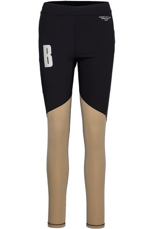 Björn Borg Tights W Night W Night Leggings Sort