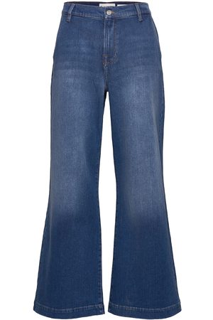 Tomorrow Kersee Hw French Wash Bilbao Jeans Med Svaj