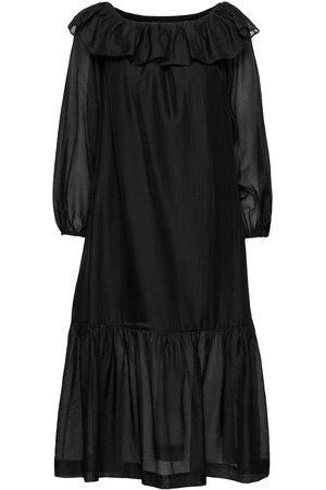 Designers Remix Sonia Off-Shoulder Dress Knælang Kjole