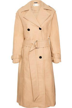 INWEAR Iw50 01 Amber Coat Trenchcoat Frakke Beige