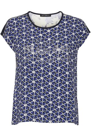 Betty Barclay Shirt Short 1/2 Sleeve Blouses Short-sleeved