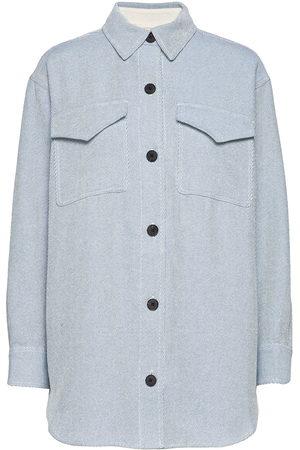 Designers Remix Palermo Shirt Coat Sommerjakke Tynd Jakke