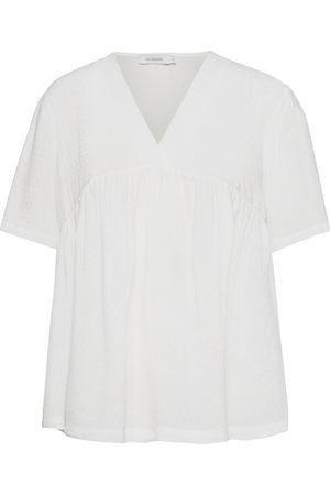 Andiata Avian Blouse Blouses Short-sleeved