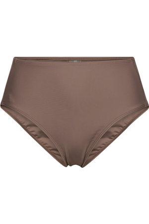 Filippa K Shiny High Brief Lingerie Panties High Waisted Panties Lyserød