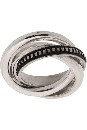 WERKSTATT:MÜNCHEN Ringe - Ring i hamret forever-design