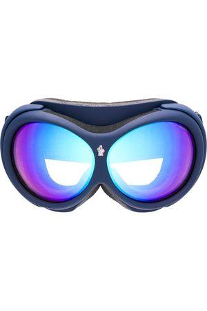 Moncler Solbriller - Oversize solbriller med spejleffekt