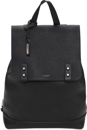 Saint Laurent Mænd Rygsække - Logo Sac De Jour Leather Backpack