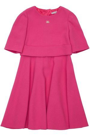 Dolce & Gabbana Kvinder Festkjoler - Stretch Cady Party Dress