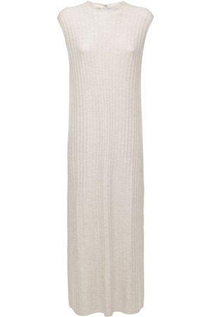 Loulou Studio Kvinder Strikkede kjoler - Andrott Wool & Cashmere Knit Long Dress