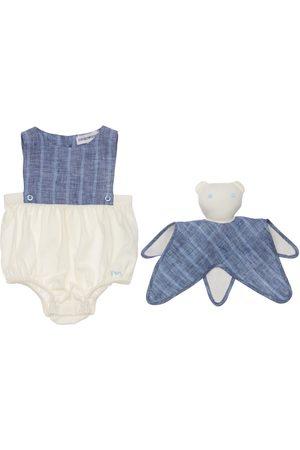 Emporio Armani Cotton Bodysuit & Toy