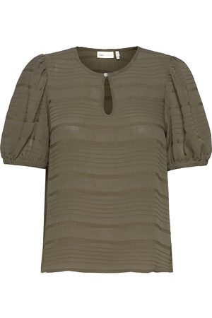 INWEAR Helmiiw Blouse Blouses Short-sleeved