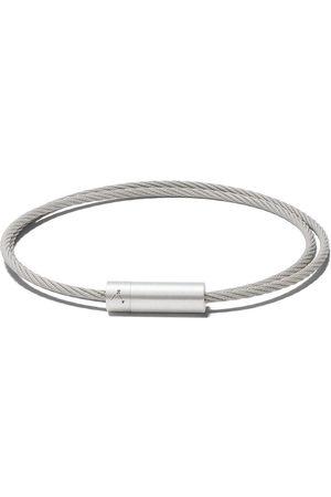 Le Gramme Le 9 grammes dobbelt kabel-armbånd
