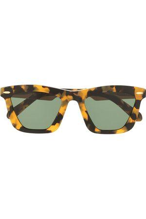 Karen Walker Firkantede Alexandria solbriller