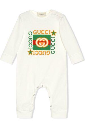 Gucci Piger Jumpsuits - Buksedragt med vintage-logo