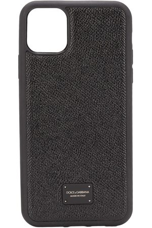 Dolce & Gabbana Mænd Mobil Covers - IPhone 11 Max cover med logoplade
