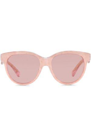 Dolce & Gabbana Solbriller med rundt stel