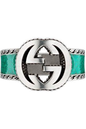 Gucci Mænd Ringe - Fingerring med GG-logo