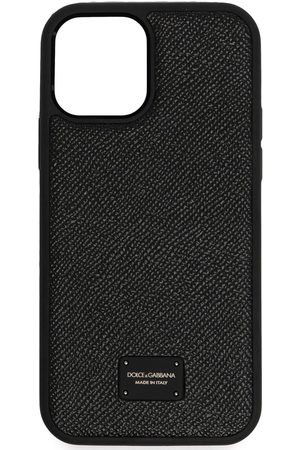 Dolce & Gabbana IPhone 12 Pro cover med logoplade