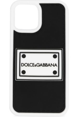 Dolce & Gabbana IPhone 12 Pro cover med logotryk