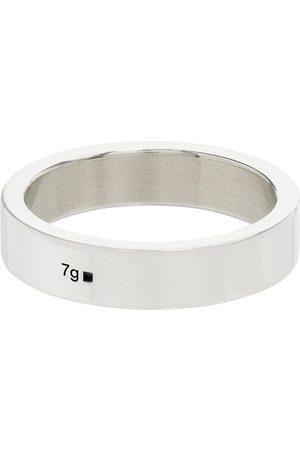 Le Gramme La 7g ring i poleret sterlingsølv