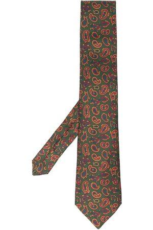 Etro Tørklæde med paisleytryk