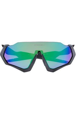 Oakley Green Flight Jacket Prizm Road Jade sunglasses